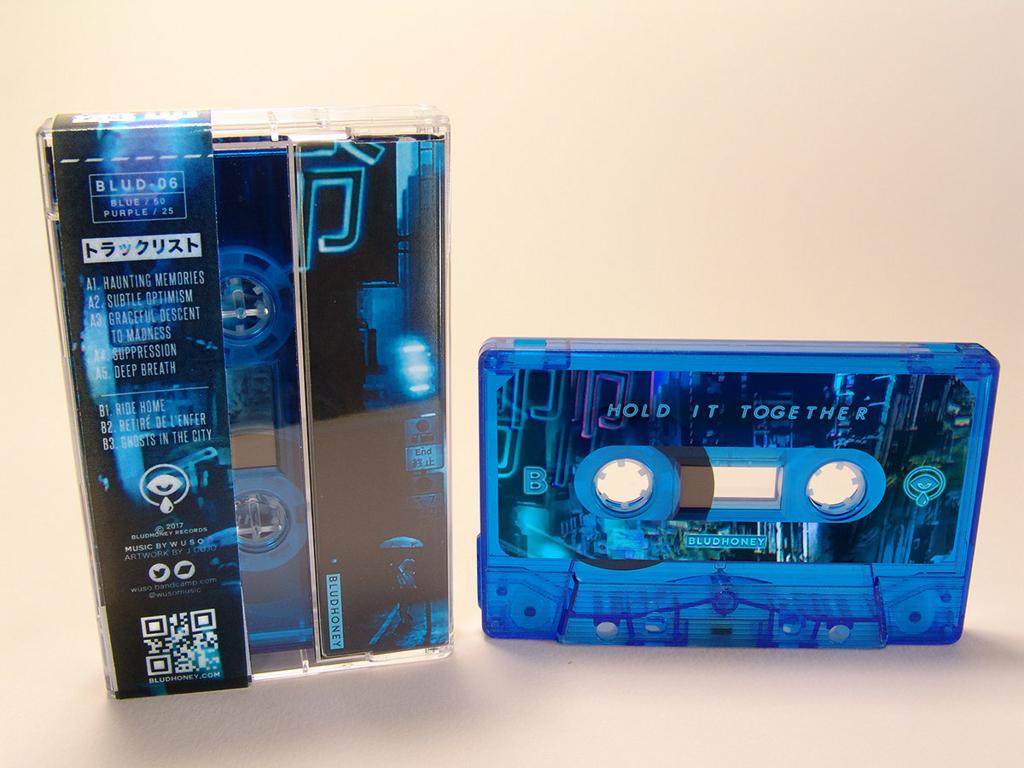 Notes on vaporwave cassette culture and the cassette obi for Casette obi