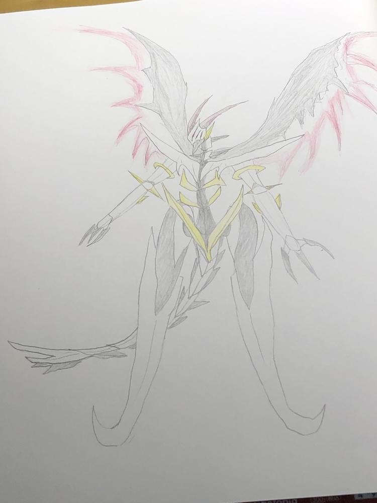 堕天使ネクロマ