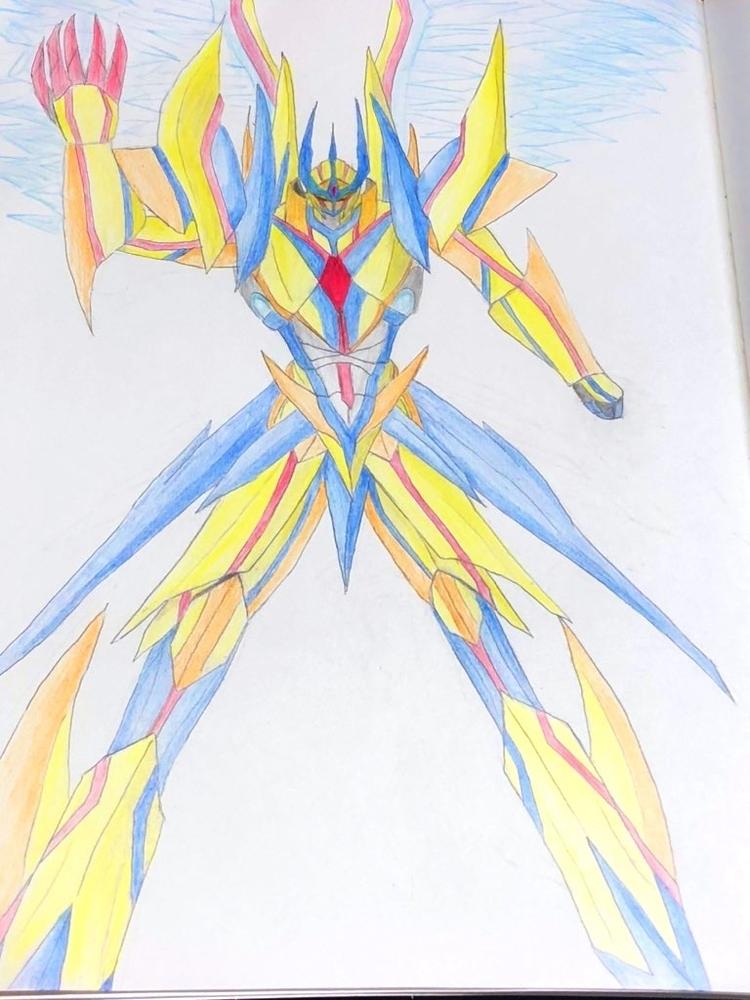 ケリオス光の鎧