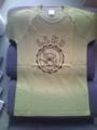 aiko LLR3 Tシャツ 緑(ナミ)
