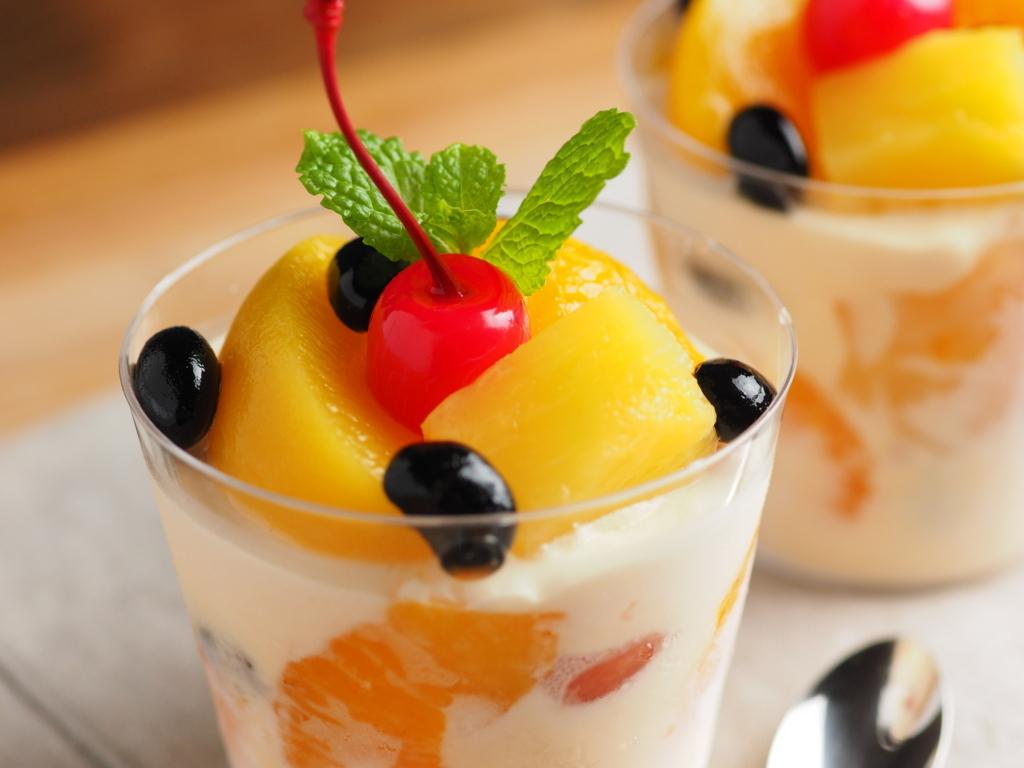 【口どけ完璧】冷凍庫に常備決定!噂の筋肉料理人がつくる「俺のフルーツアイス」