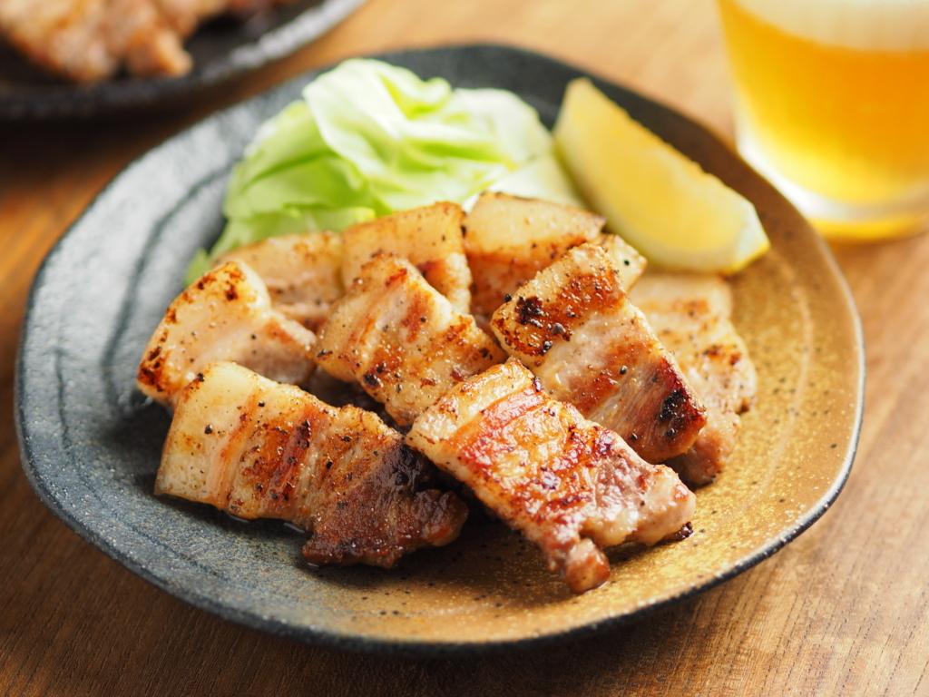 豚 バラ レシピ 人気 1 位