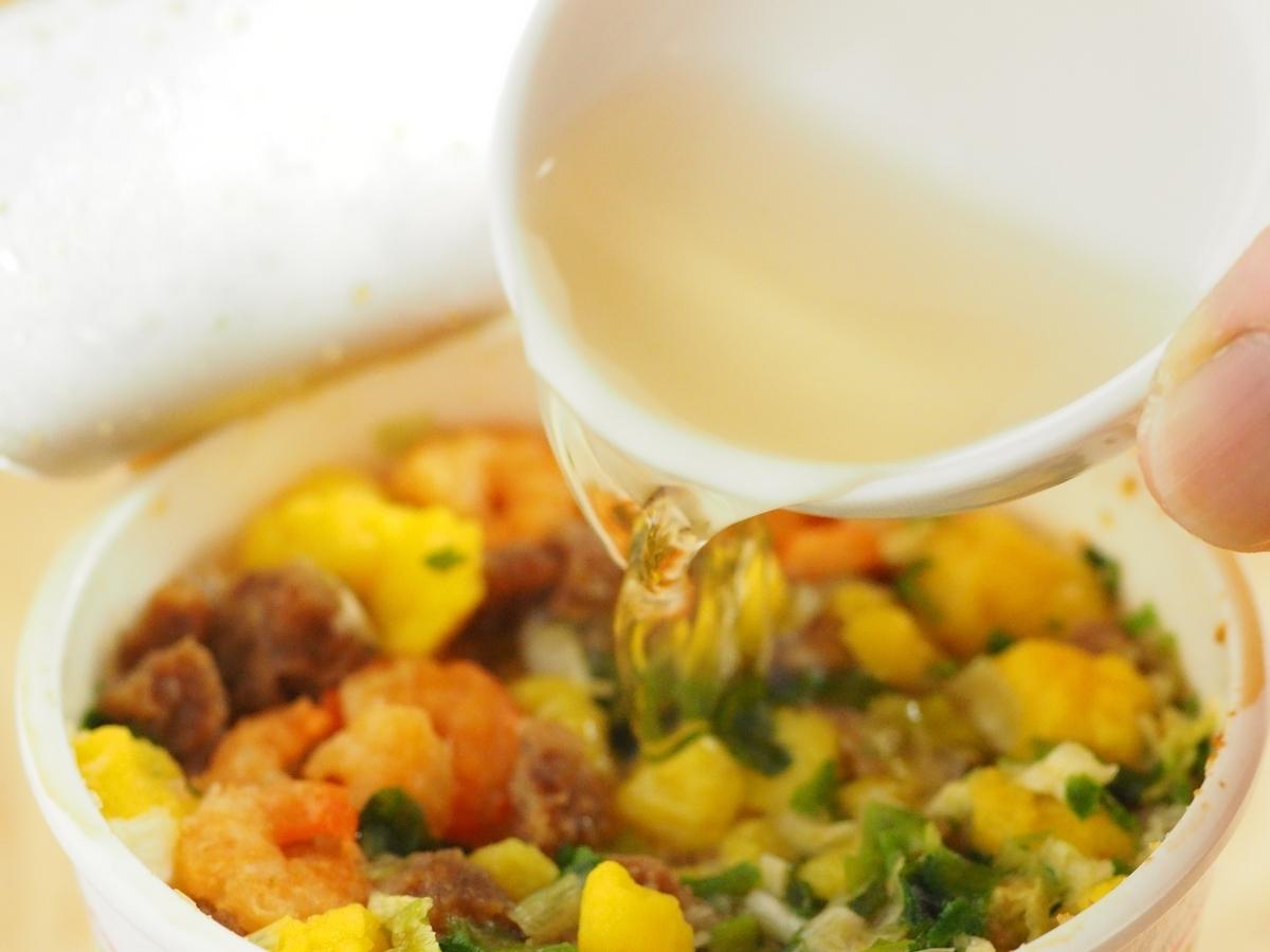 茶碗蒸し カップ 麺