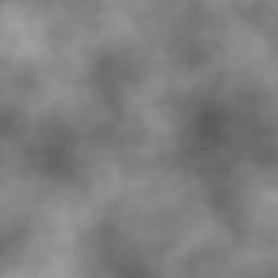 Krita G Mic で雲模様 キノコの自省録