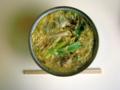 竹老園の蕎麦