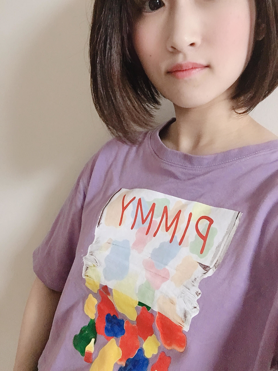 PIMMY グミフォトTシャツ
