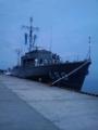 海上自衛隊掃海艇ながしま@寺泊港20100626_091741