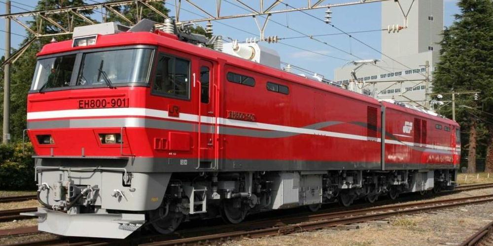 京都鉄道博物館 EH800形複電圧式交流用電気機関車を期間限定で展示へ