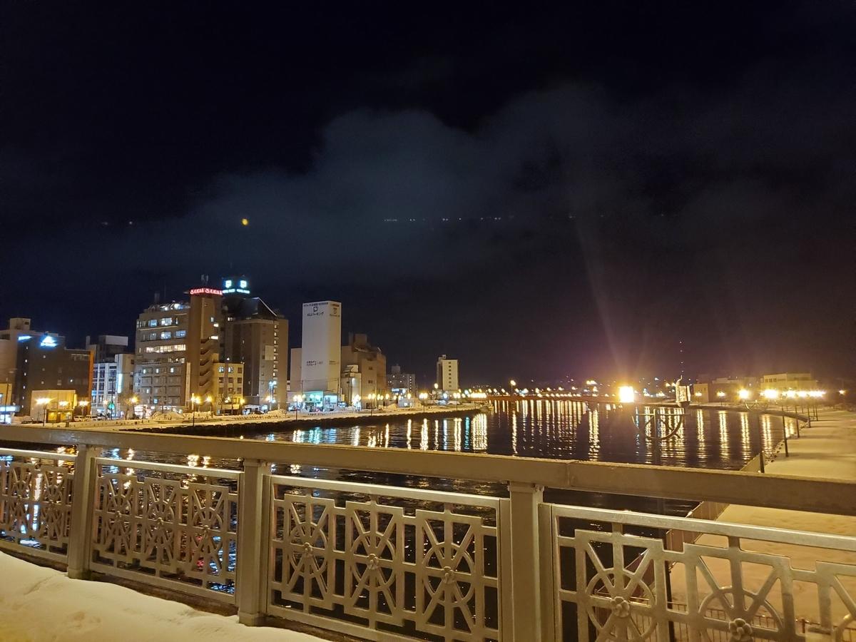 エモい夜景