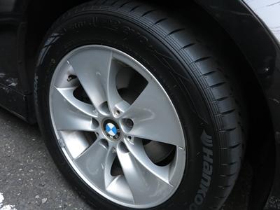 BMWに装着したHANKOOK