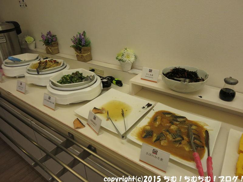 チサンイン福井の朝食