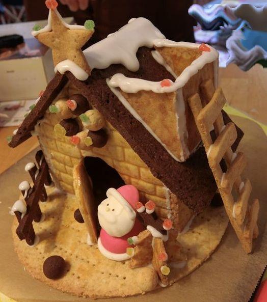 グリム童話ヘンゼルとグレーテルのお菓子の家