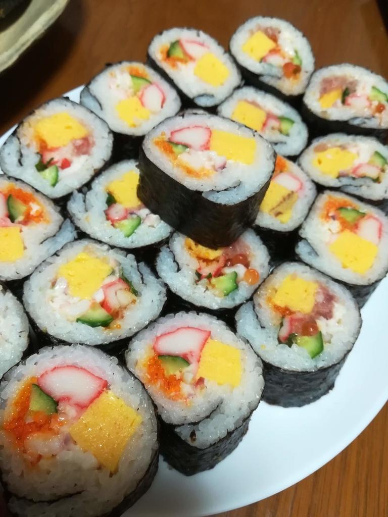 はま寿司 恵方巻