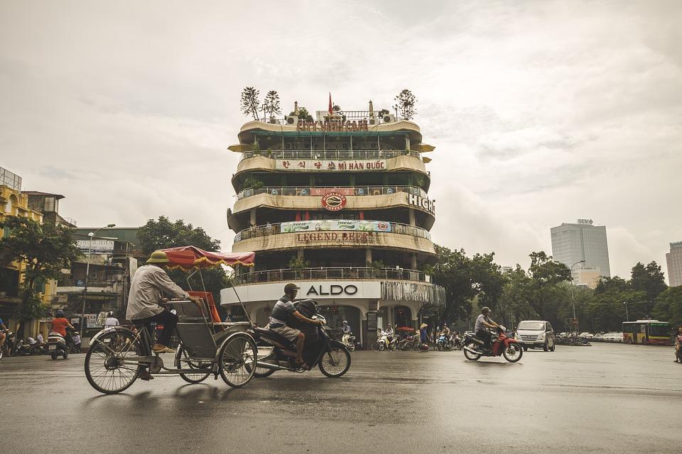 ベトナム腹痛