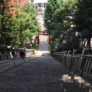 愛宕神社階段