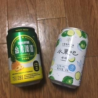 フルーツビール