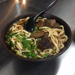 牛肉麺 寧夏夜市