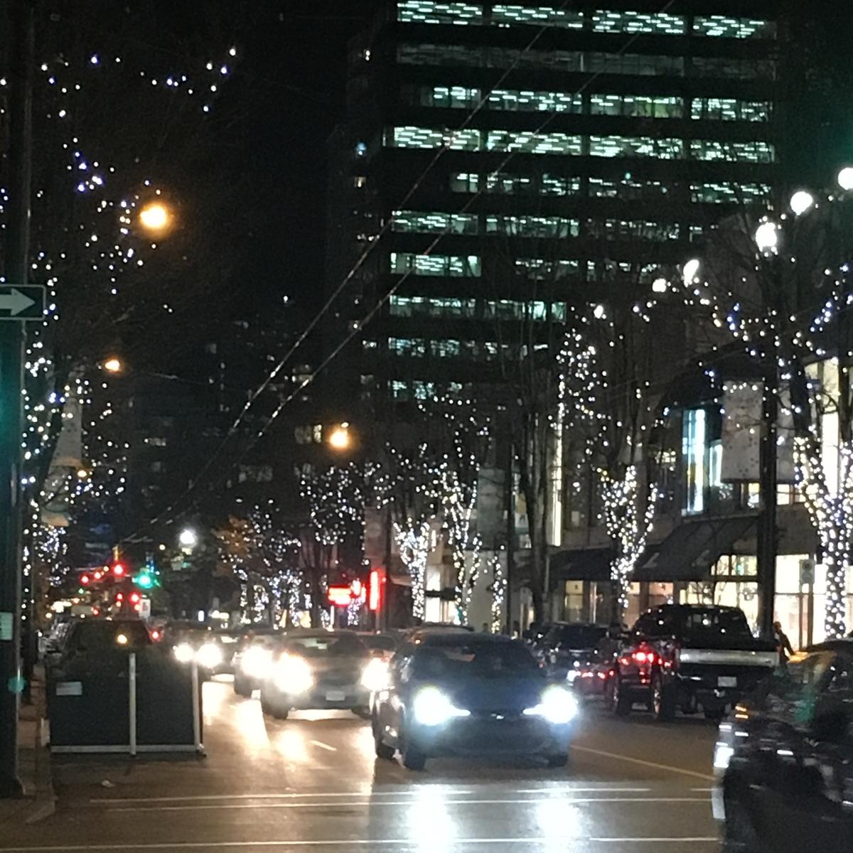 カナダ クリスマス