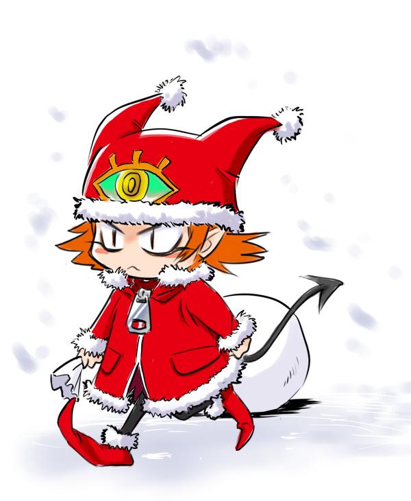 サンタ魔緒
