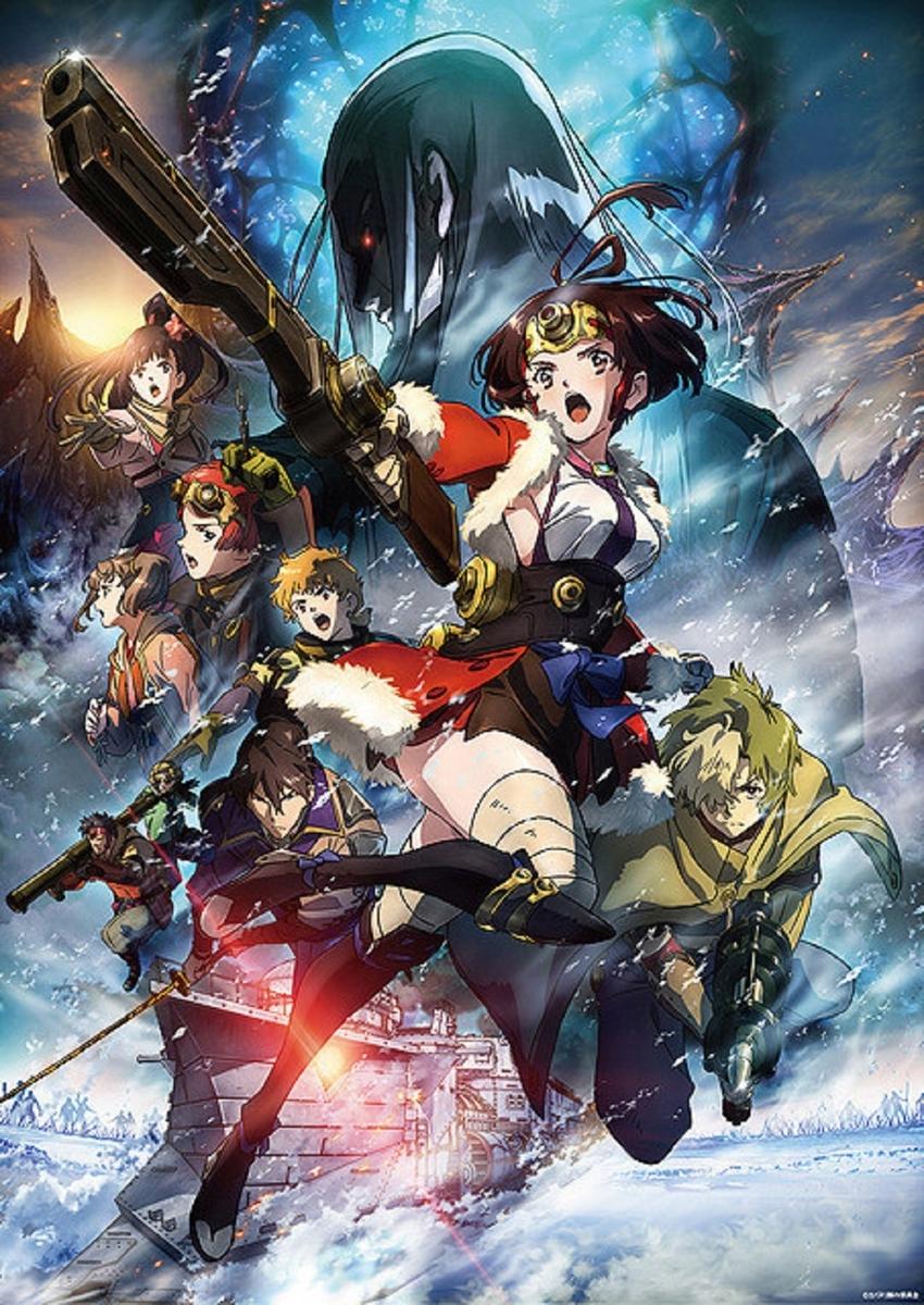 『甲鉄城のカバネリ 海門決戦』の画像