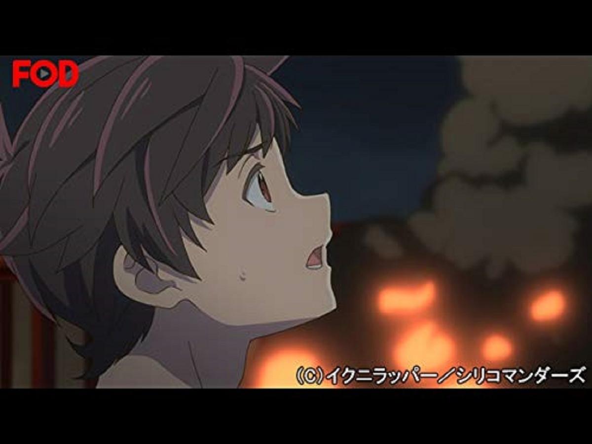 『さらざんまい』第10話の画像