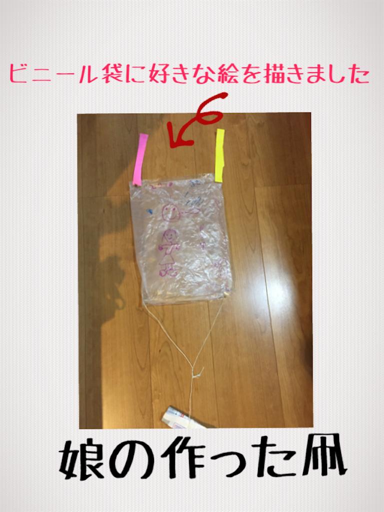 簡単 凧 手作り