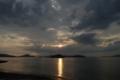 [夕日][海]瀬戸内海