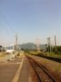 筑前山家駅