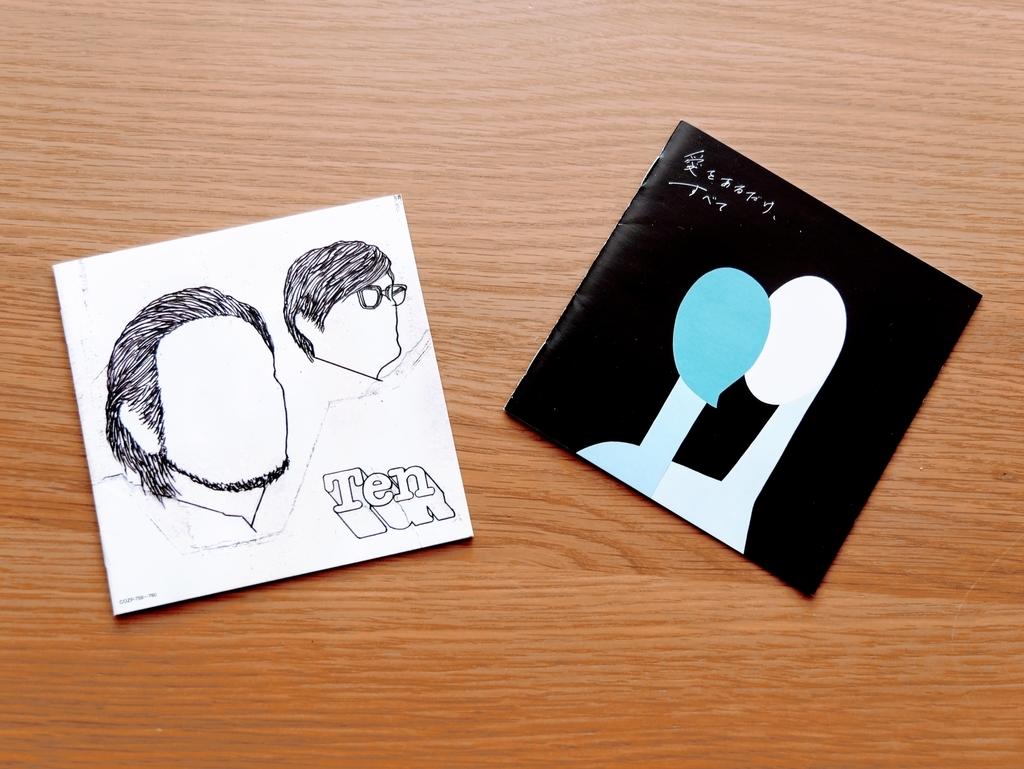 アルバムのジャケットの画像