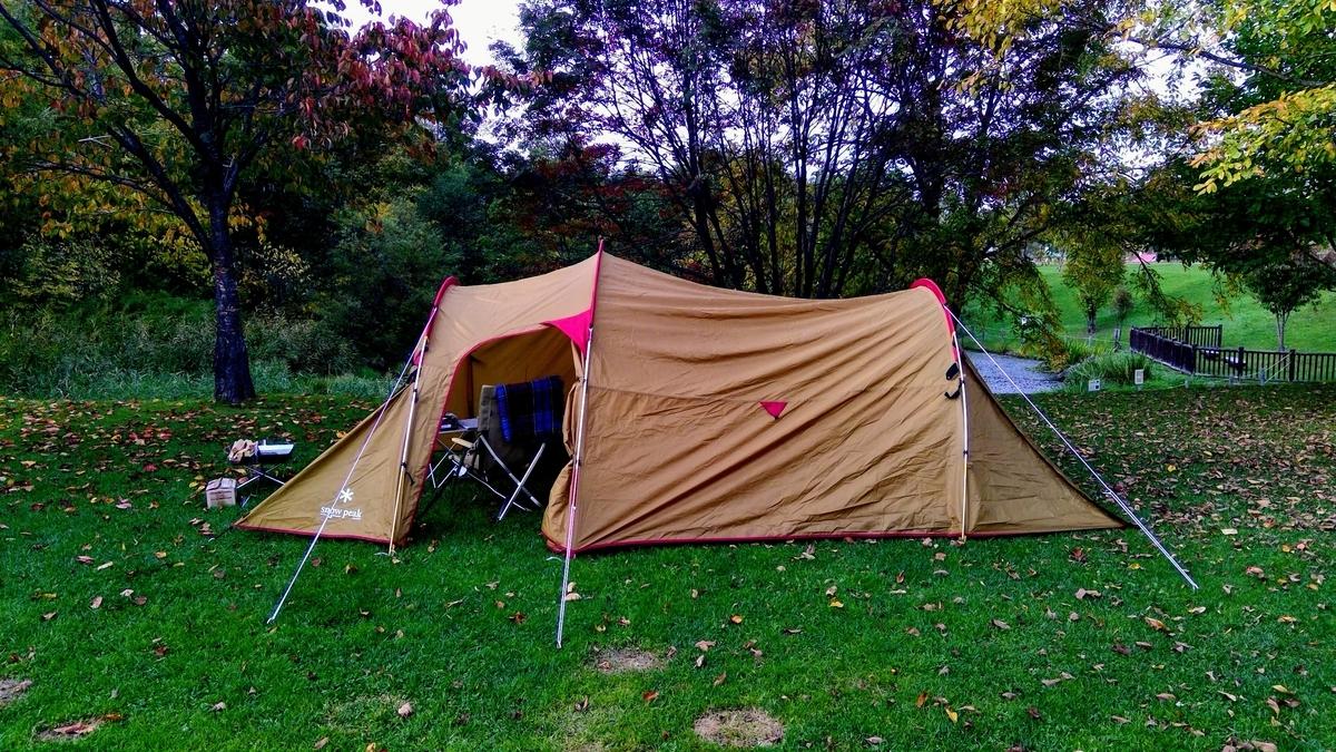 テントの画像