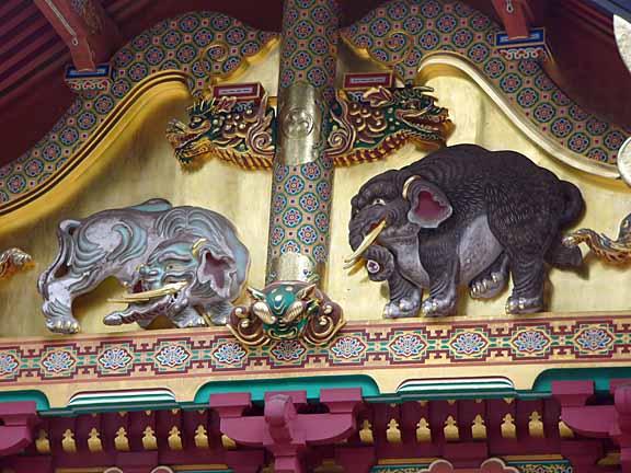 20080814東照宮想像の象