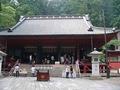 20080814二荒山神社拝殿