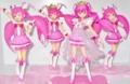 スマイルプリキュア! DXFガールズフィギュア スペシャルver.〜プリ