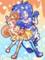 キラキラ☆プリキュアアラモード キュアカスタード、キュアジェラー