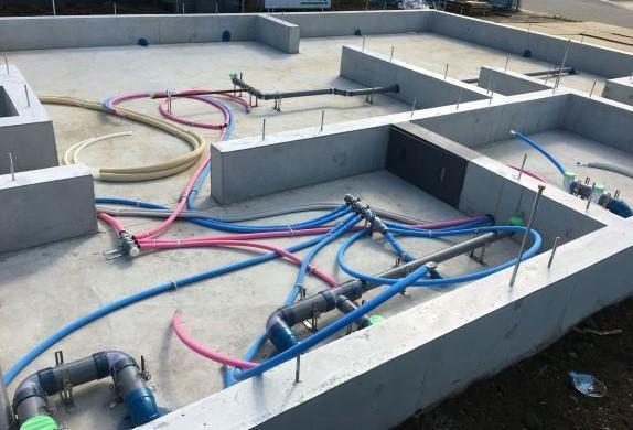 冷温水管・排水管