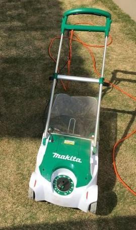 マキタ芝刈り機