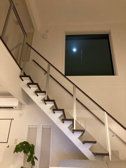 FIX窓と月