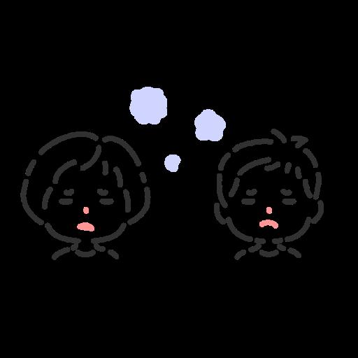 子供たちのストレス