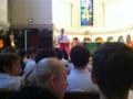 エチエンヌ神父も今年卒業