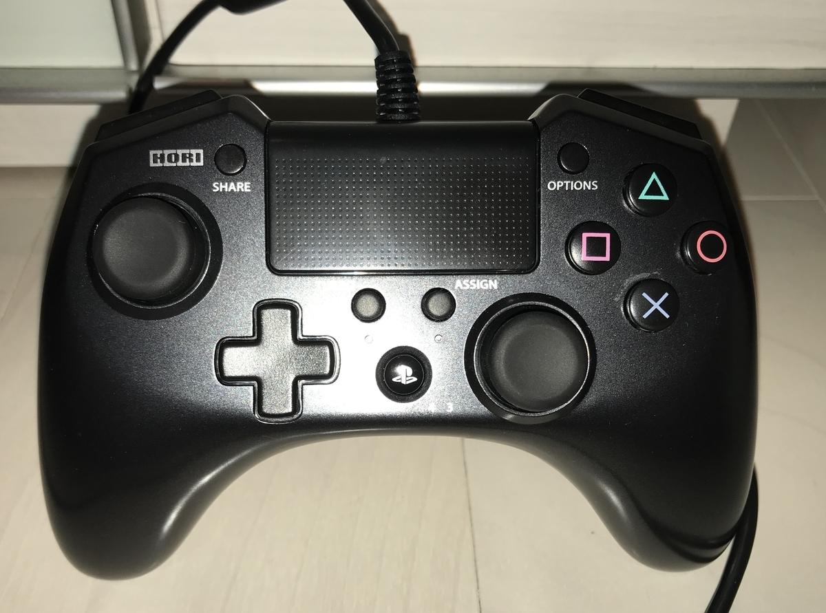 ホリパットFPSプラス for PS4