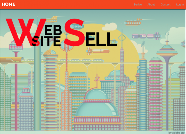Website Sell