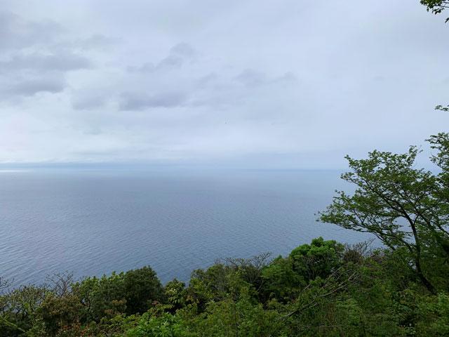 経ヶ岬展望台からの眺めその2