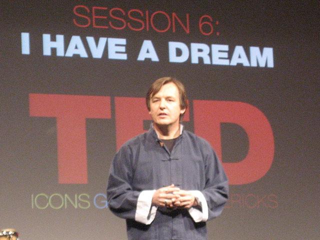 TEDの代表者 クリス・アンダーソン