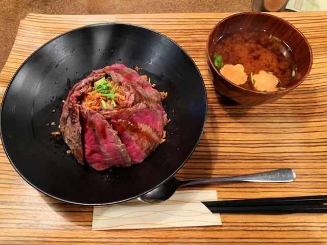 佰食屋 ステーキ丼