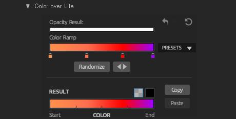 Particular AuxSystem ColoreoverLife