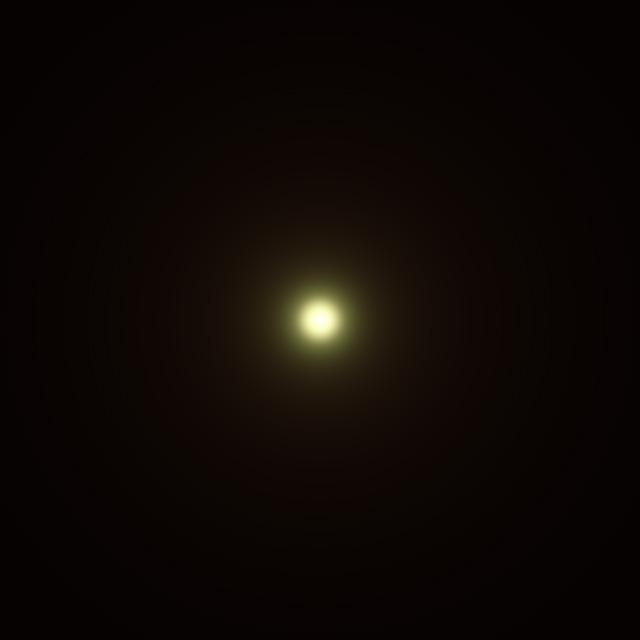 円とLightBurst