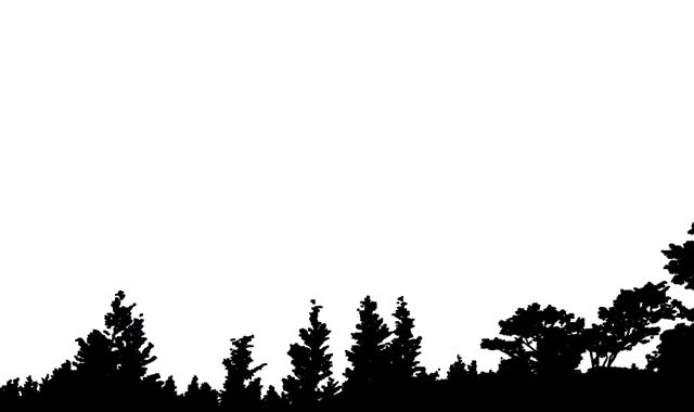 森のマスク