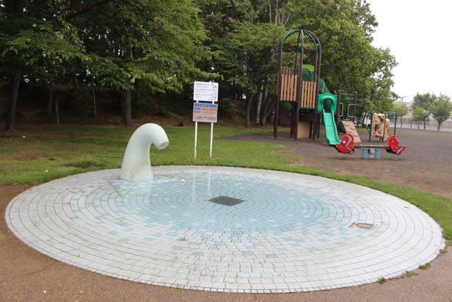 小野幌くりの木公園徒歩池