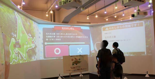 北海道大学総合博物館 クイズ