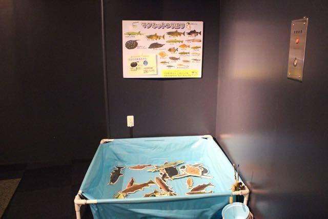 サケのふるさと千歳水族館 マグネット